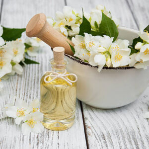 Massage oil with jasmine| NosgOrgano