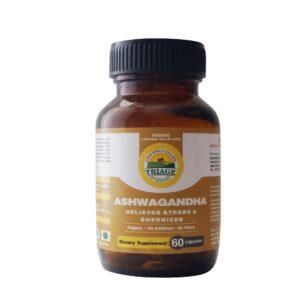 ashwagandha capsules | NosgOrgano