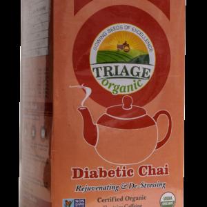 diabetic chai   NosgOrgano