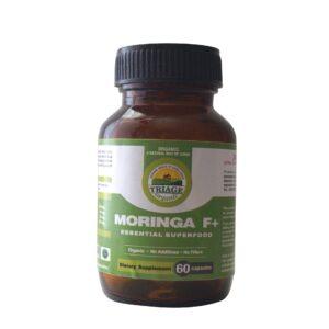 moringa f+ capsules | NosgOrgano