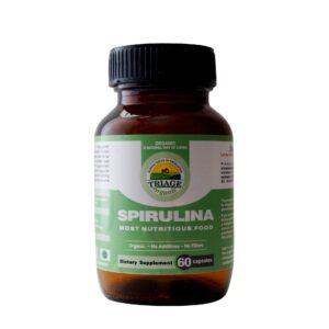 spirulina capsules | NosgOrgano